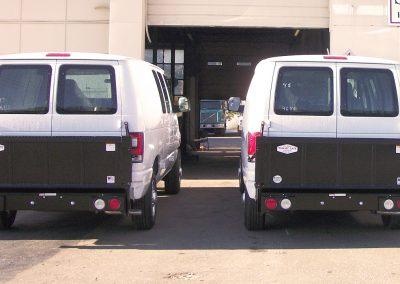 cargo vans with lift gates